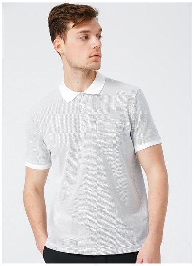 Fabrika Comfort Fabrika Comfort Erkek Bej Polo Yaka T-Shirt Bej